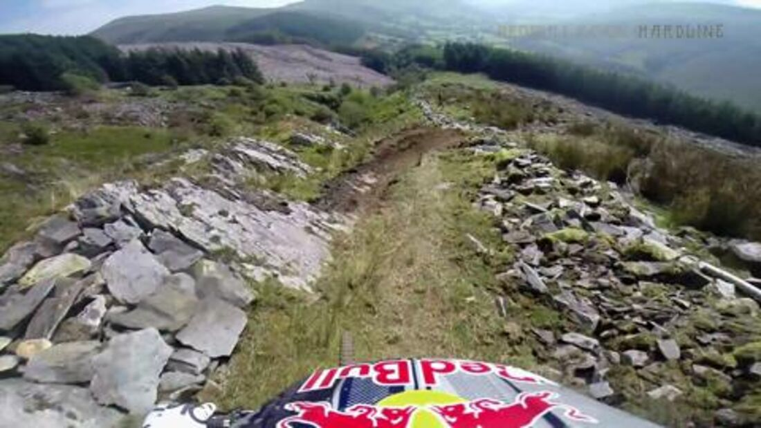 MB Video Red Bull Hardline - On Board mit Gee Atherton