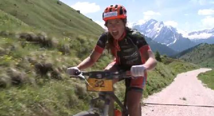 MB Video Sellaronda Hero MTB-Marathon 2014