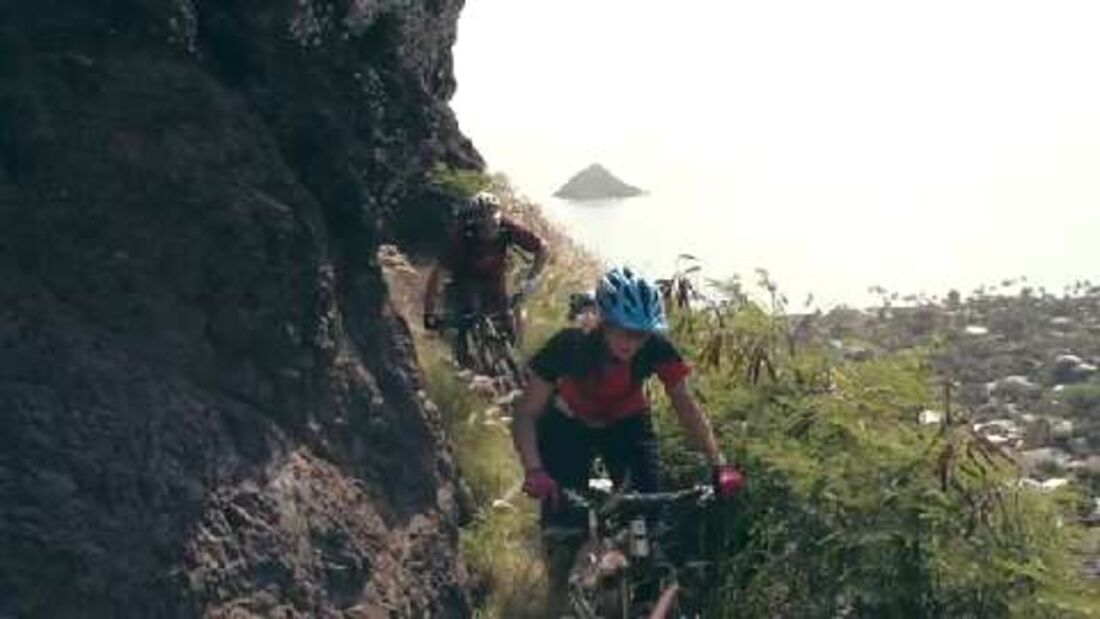 MB Video Trailsurfen auf Hawaii - Just another day at the office