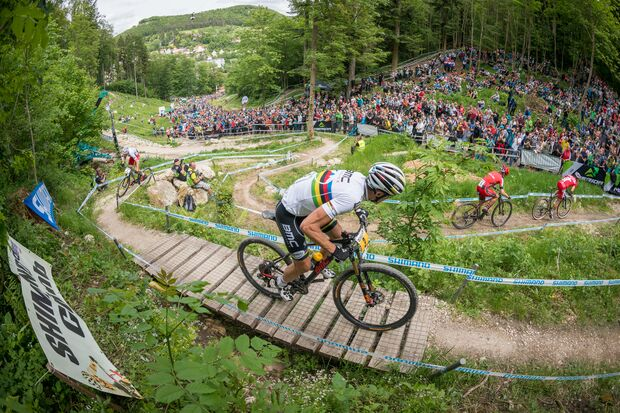 MB Weltmeisterschaft Cross Country 2015 Andorra Bikecheck Julien Absalon Teamelite-2