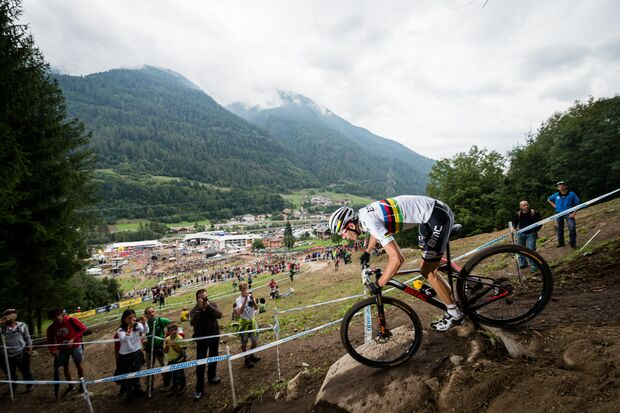 MB Weltmeisterschaft Cross Country 2015 Andorra Bikecheck Julien Absalon Teamelite-5