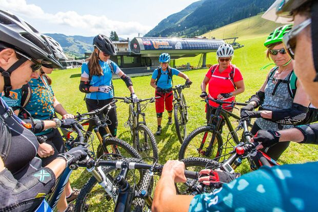 MB Women's Camp Saalbach-Hinterglemm 22