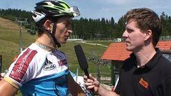 MB vmts 2011 Etappe 5 Interview Andreas Kugler teaser