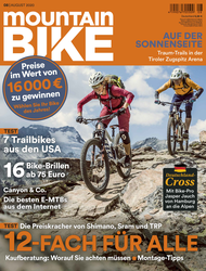 MOUNTAINBIKE Titel