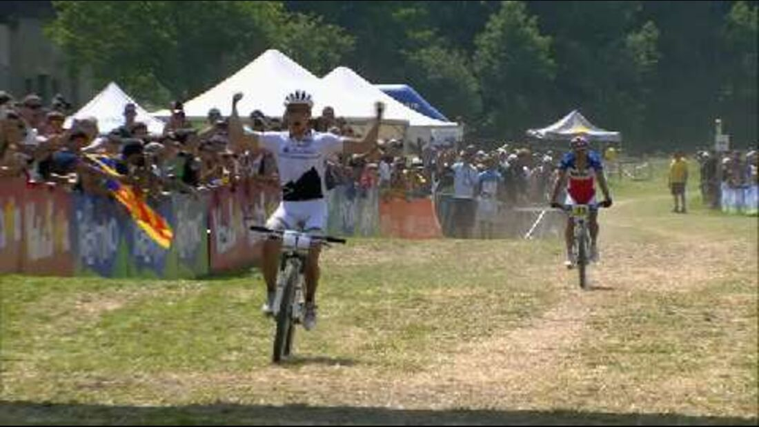 MTB-Weltcup Val di Sole: Cross-Country-Rennen Männer - die Highlights
