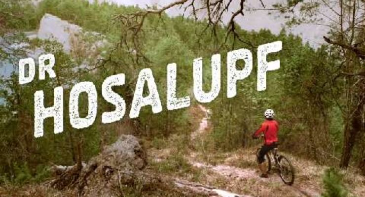 Mountainbike-Video Graubünden Hosalupf