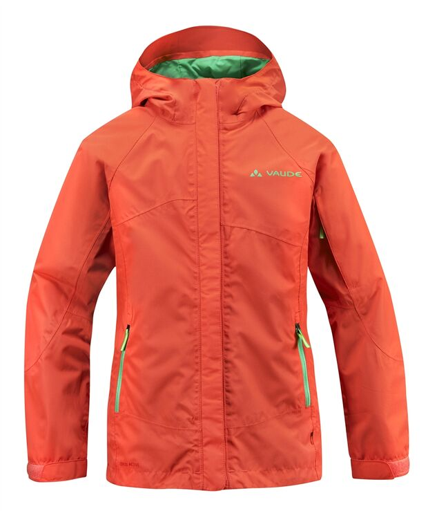 OD-2015-Vaude-S15-Girls Leni Jacket orange kinder family (jpg)