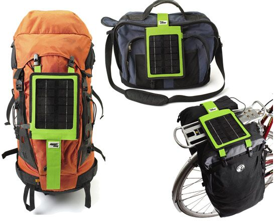 OD Freeloader Solar Globetrotter Set Super Charger