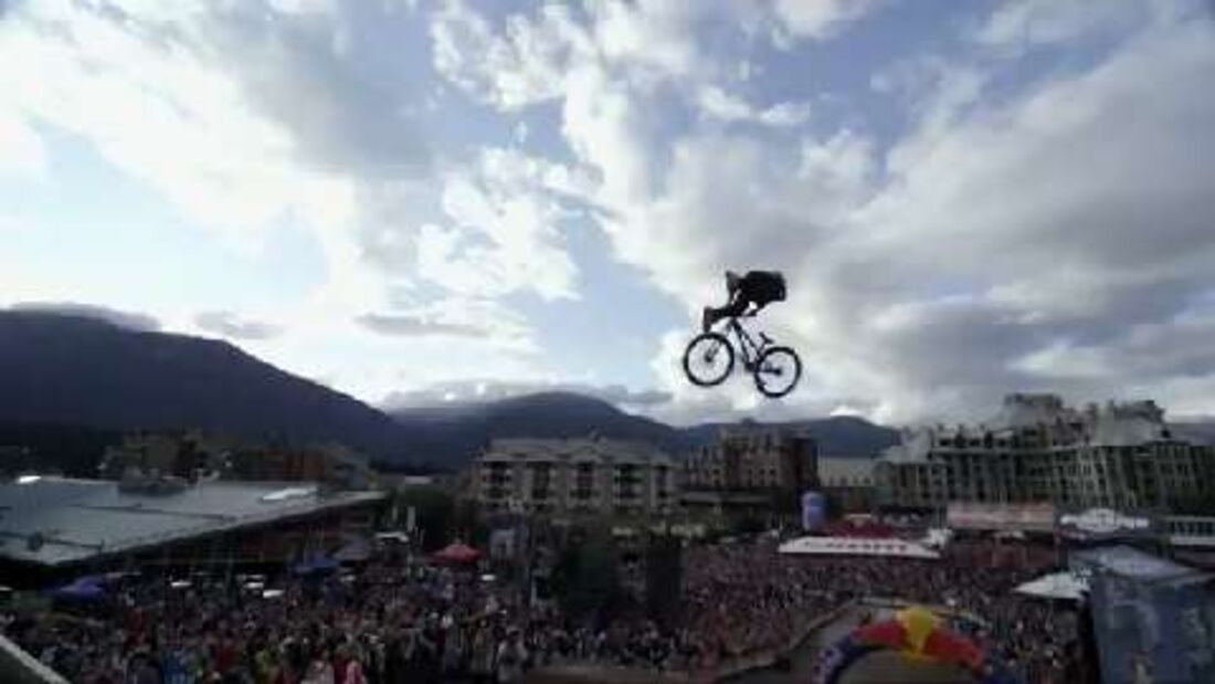 Red Bull Joyride 2013 - die Highlights aus Whistler