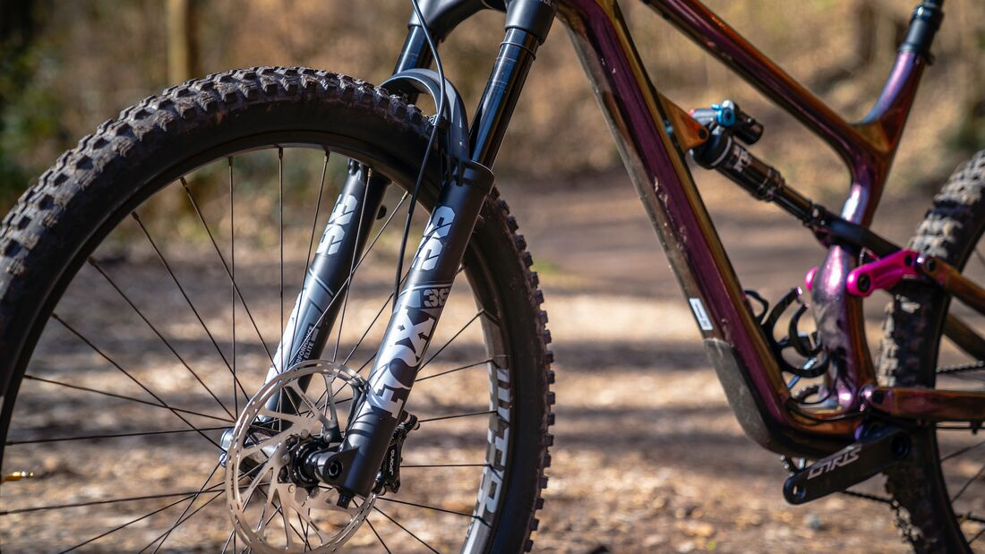 Trailbike Test 05/2021, Cannondale