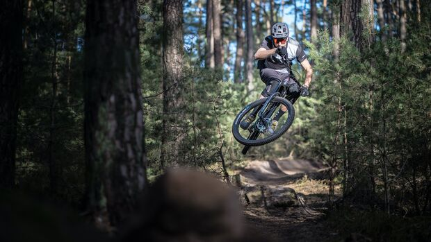 Trailbike Test 05/2021