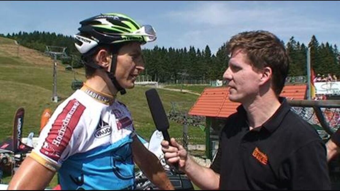 Trans Schwarzwald 2011 - Andreas Kugler im Interview