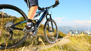 UB E-Mountainbike Camp Advertorial