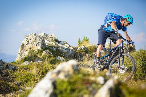 UB E-Mountainbike Camp Advertorial Impressionen 2