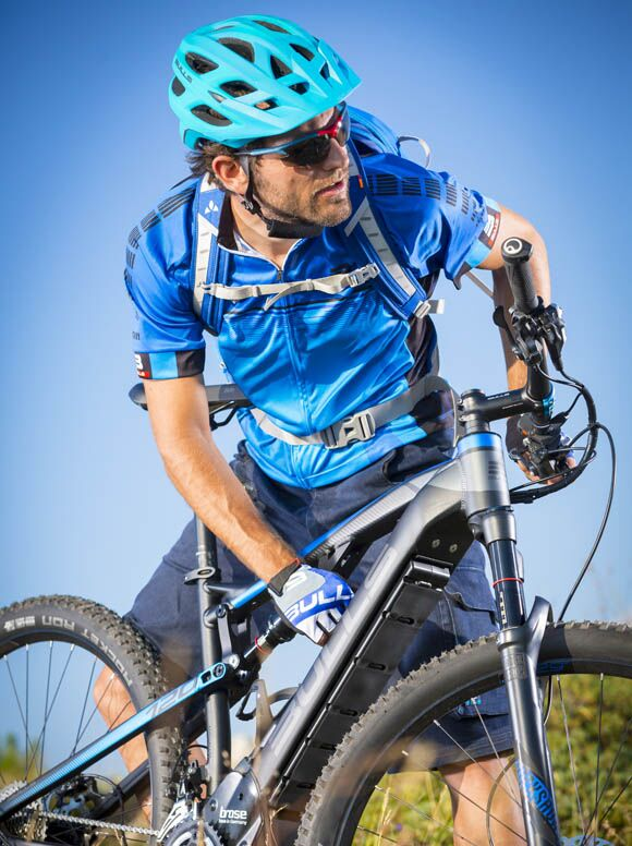 UB E-Mountainbike Camp Advertorial Impressionen 3