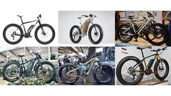 UB MB E-Fatbikes Trend 2015 Collage