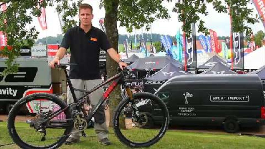 Video Eurobike 2013: Ghost AMR Riot