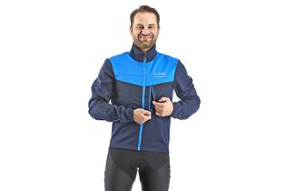 finest selection ef87a d7f93 Test: Vaude Men's Truia Softshell Jacket - mountainbike ...